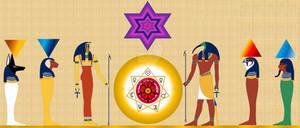 Elements Ancient Egypt Kemet Alchemy Rosenkreuz