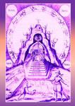Stairway to Enlightenment Alchemy violett