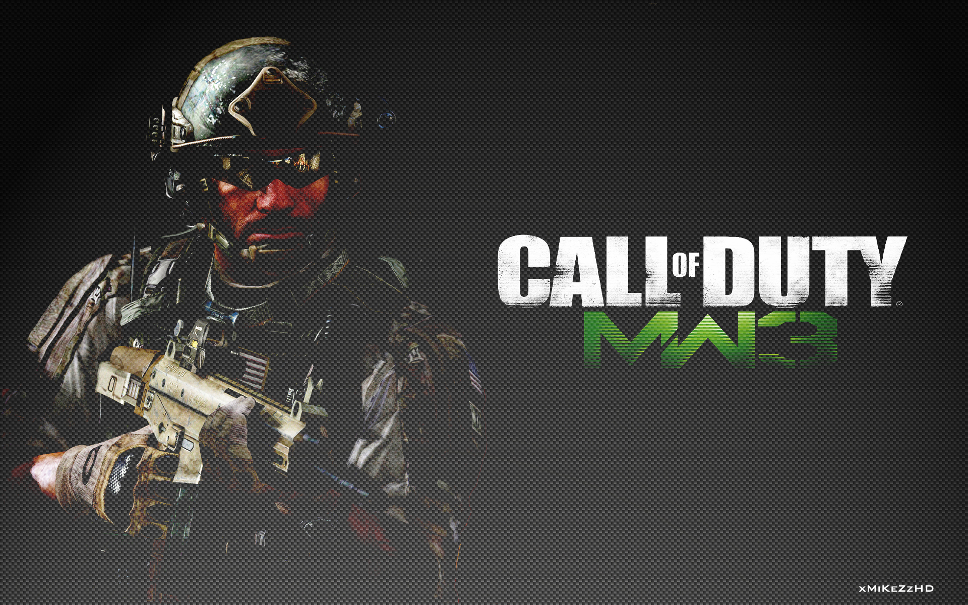 call of duty mw3 by xMiKeZzHD