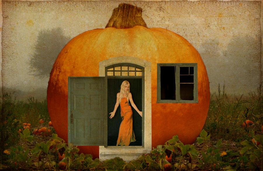 Peter the Pumpkin Eater's Wife by 3punkins