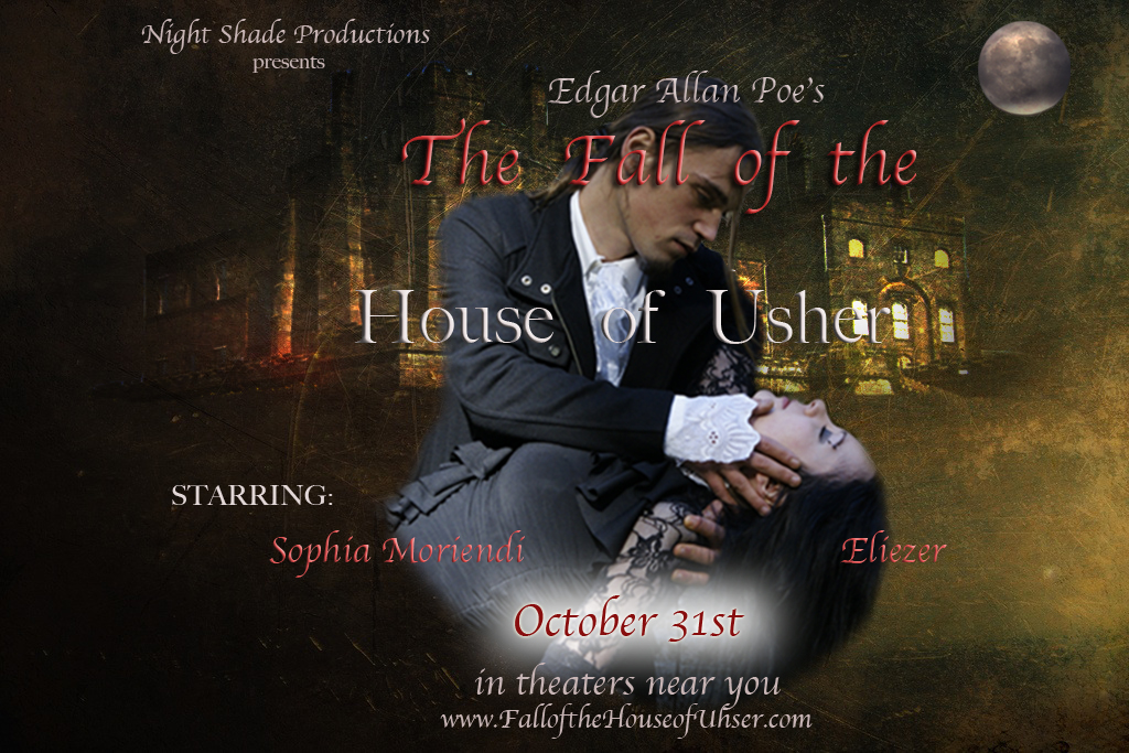 The Fall of the House of Usher by 3punkins