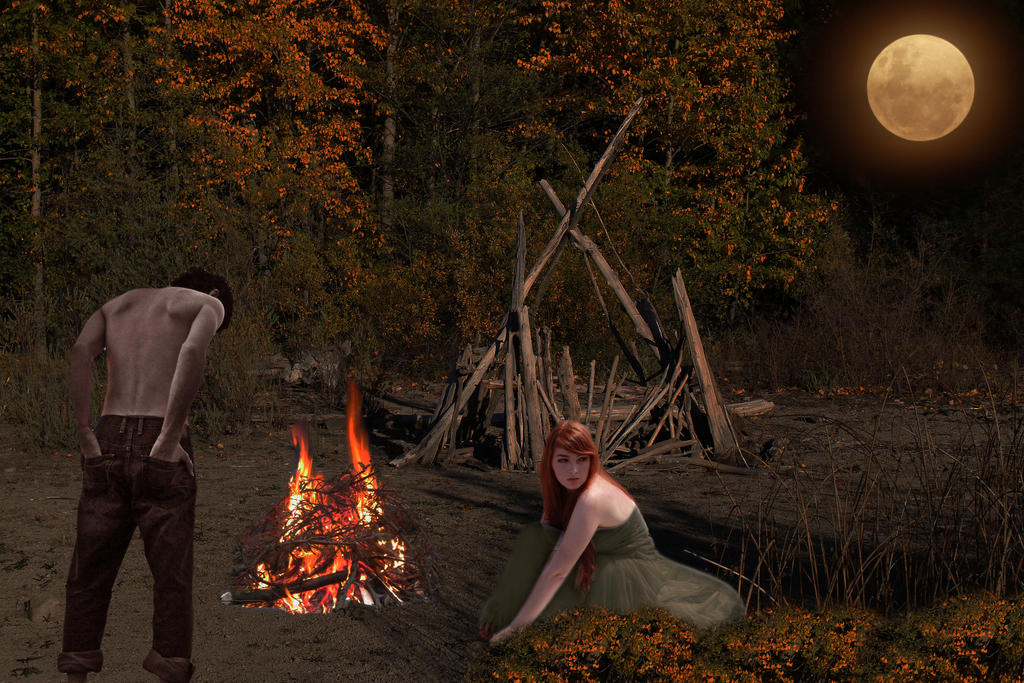 Camp Fire by 3punkins