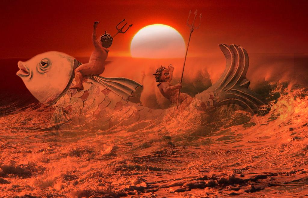 Crimson Tide by 3punkins