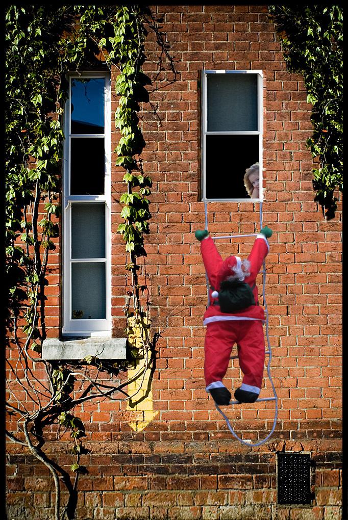 Santa by 3punkins