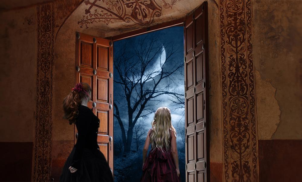 The Open Window by 3punkins