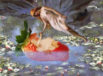 Baby Strawberry's Fairy Godmother