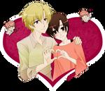 Ouran: Happy Valentine's Day