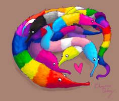 Pride Worms