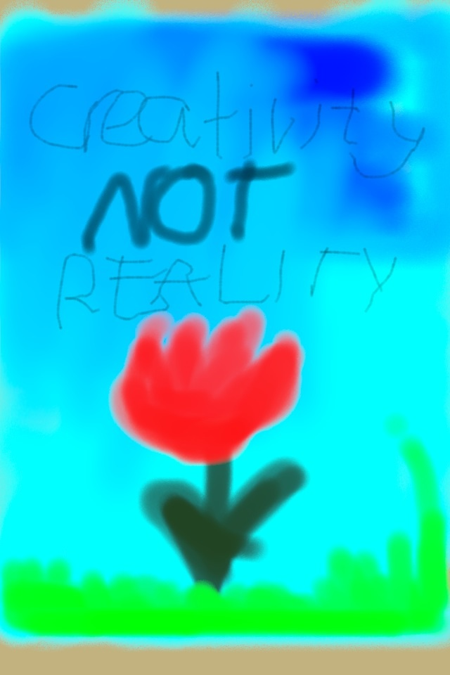 Creativity Not Reality by AlyssumPetal