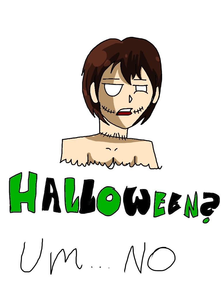 Y U no like Halloween Liu? by AlyssumPetal