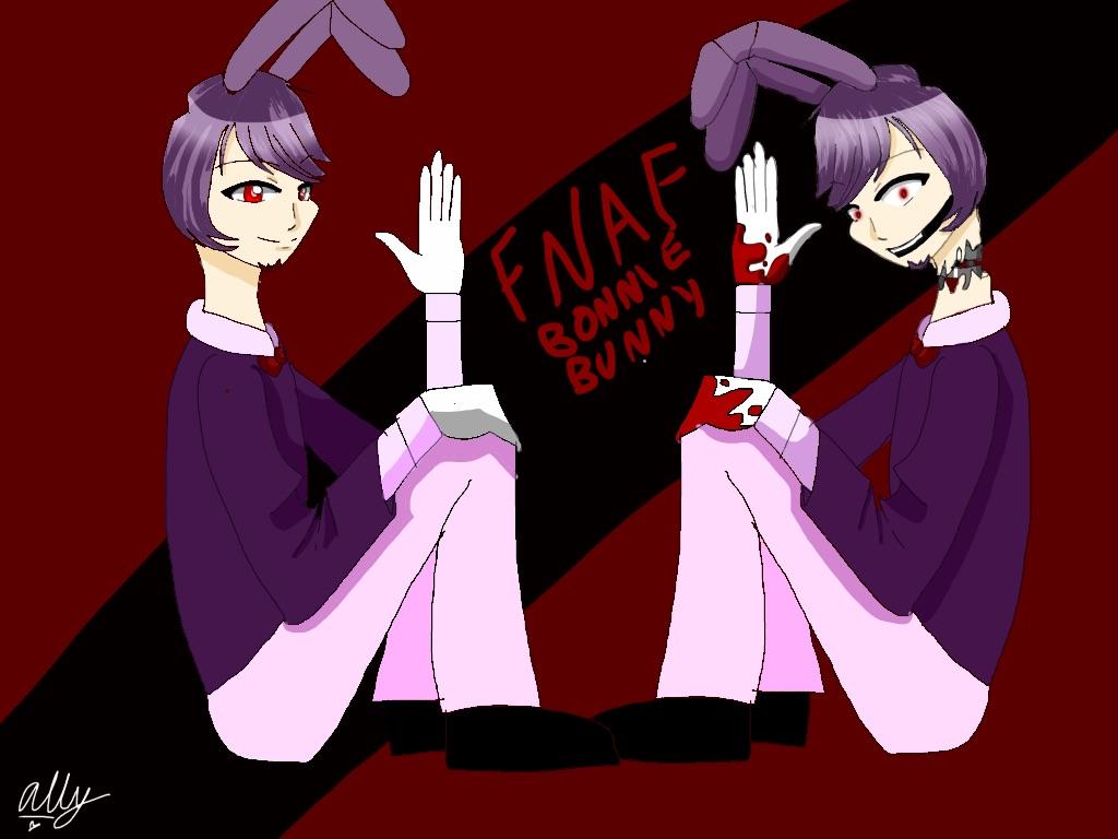 Bonnie bunny by AlyssumPetal
