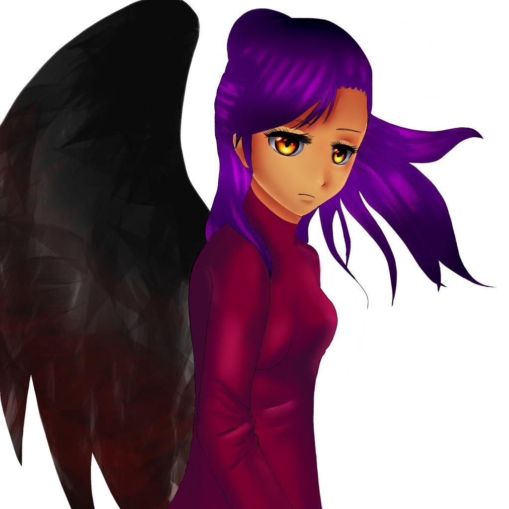 Viola - for dark saint by AlyssumPetal