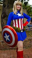Ms Captain America
