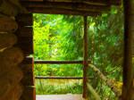 Eric's Log Cabin