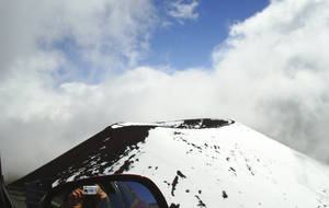 Mauna Kea Volcano by infin8yquest