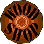 Wood Shop Logo