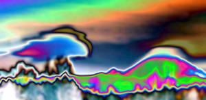 Mt. Rainier Ships - Rainbow