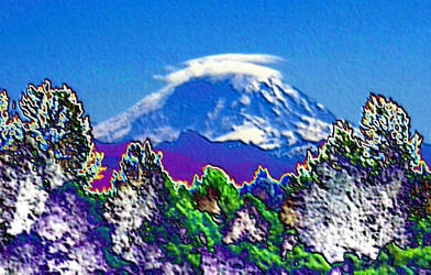 Blue Rainbow Tahoma by infin8yquest
