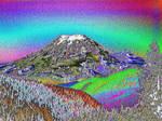Tahoma From White Pass Rainbow