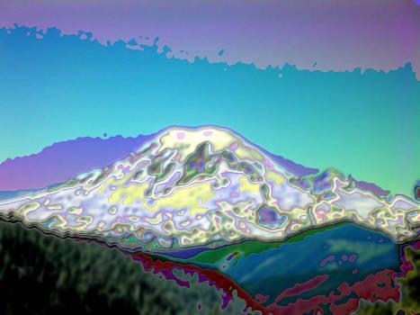 White Pass Rainier Enamel