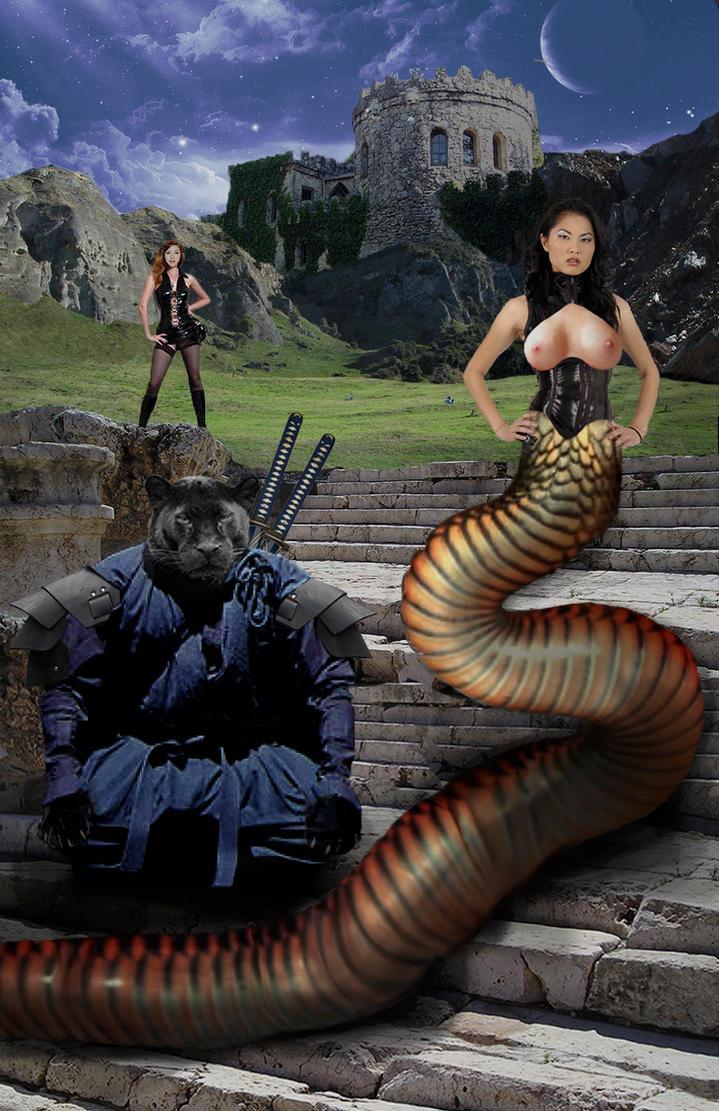 Snakesexgirl — photo 10
