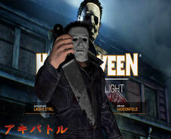 Dead by DayLight Halloween Michael Myers SSPD077 by SSPD077
