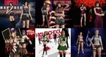 DOA5LR Halloween Pack By SSPD077 (Updated)