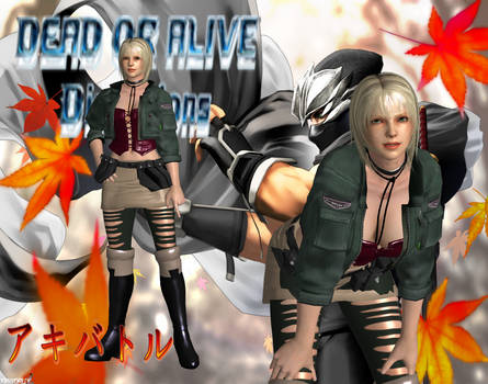 DOA5LR Irene lew Dimensions by SSPD077
