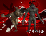 NG2 Werewolves by SSPD077
