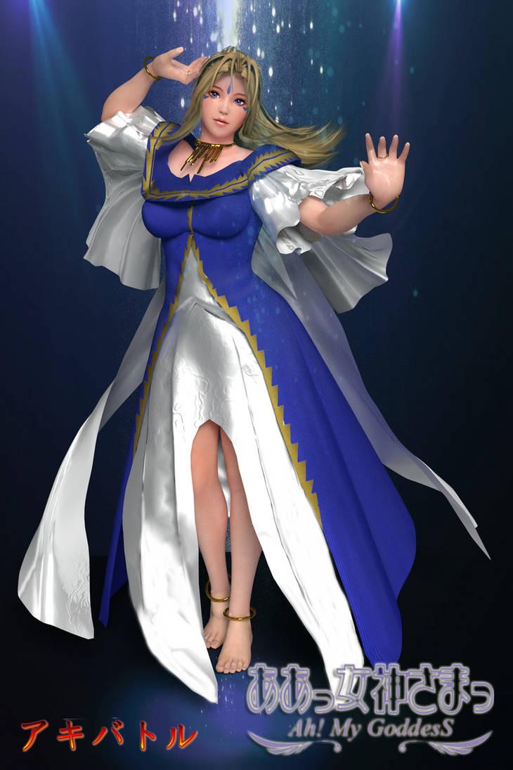 Ah! My Goddess Belldandy by SSPD077