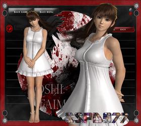 SODC7 Maki Toshi Taimashi Rena's White Dress by SSPD077