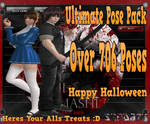 Ultimate Pose Pack by SSPD077