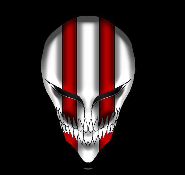 Ichigo 39 s 2nd hollow mask by satanx15 on deviantart - Ichigo vizard mask ...