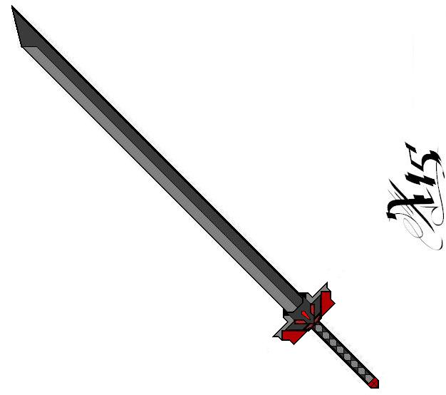 Anime Sword Drawings Anime Sword Drawing Darks