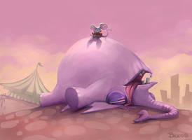 Elephant by HiveMedia