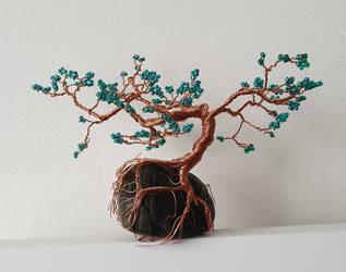 Pine Tree(2) by Kurai-no-Manazashi