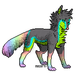 Wolf - Adopts #8 - Closed by Zrobyt