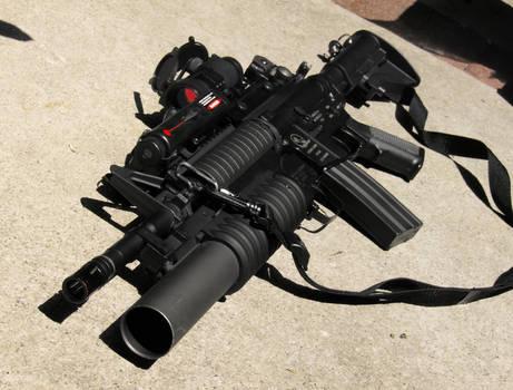 Classic Army M15A4 M203 RIS