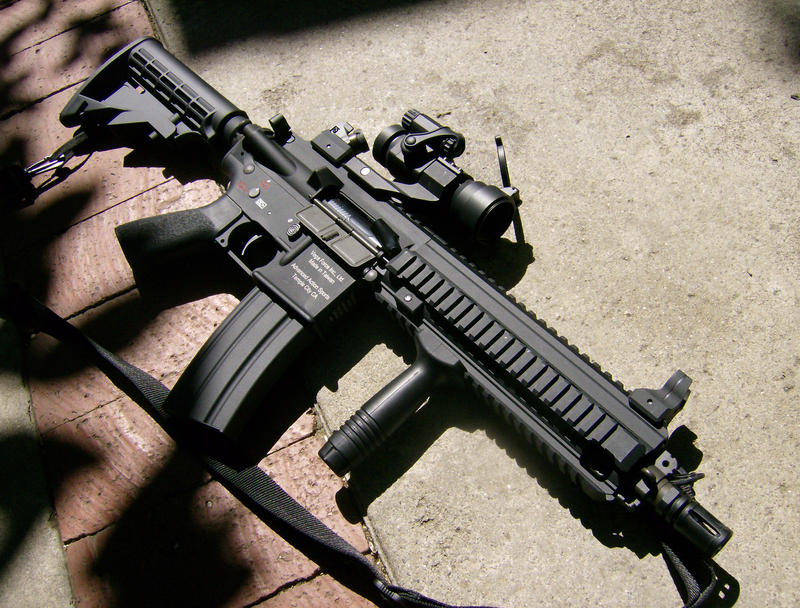 Yet another vfc hk416 pic by viper818 on deviantart - M416 wallpaper ...
