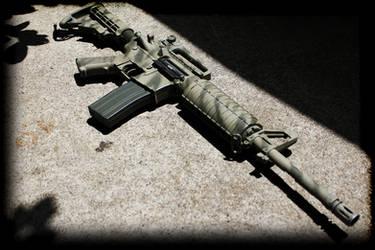 GnG M4A1 Carbine CAMO by Viper818