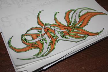 Vyper Graffiti 52 by Viper818