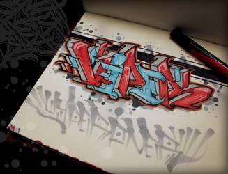Viper Graffiti 53 by Viper818