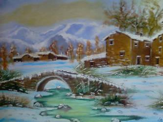 Snow Landscape II