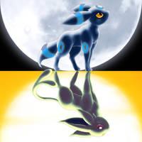 Two Sides 'Shiny Version' by PhoenixFire10