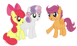 Cutie Mark Crusaders Chat