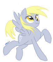 Derpy Hooves by xenacee