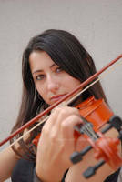 violin by arien-art