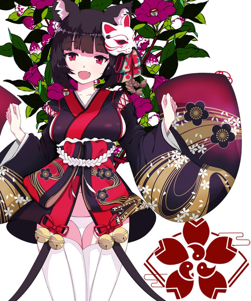 Characters: Beast-Kin (animal-trait people) __yamashiro_azur_lane_drawn_by_zamu_rn__sample_6a2_by_makothesquirrel-dbxuo08