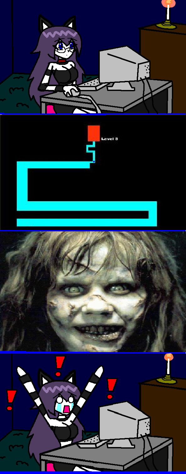 Scary maze game by yukie356-p