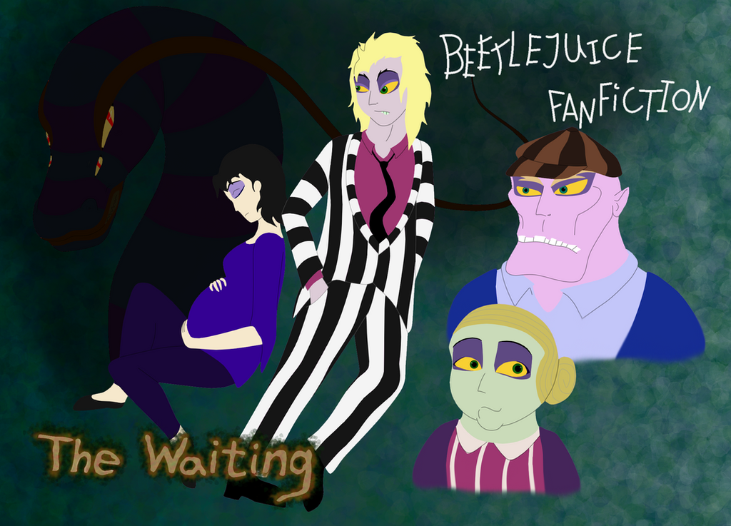 The Waiting Poster by FableworldNA